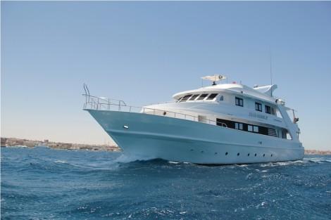 Яхта AL FAROUK II, сафари по Красному морю